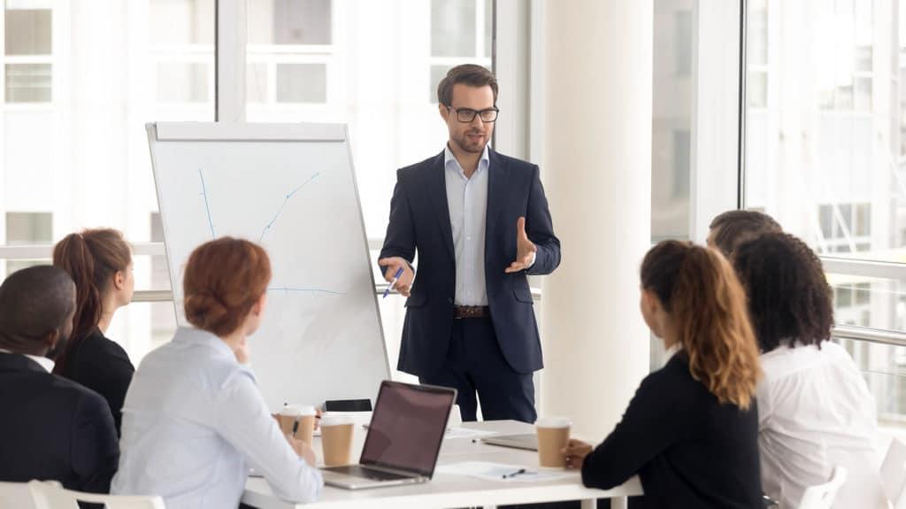 Auftrittscoaching für Führungskräfte
