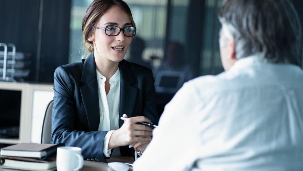 Kommunikation zwischen Führungskräften