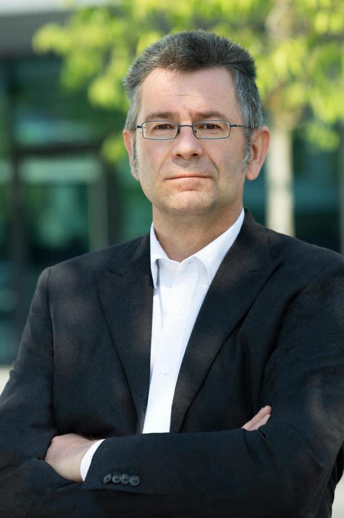 Portrait: Manfred Baumert